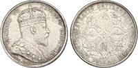 Dollar 1904 Straits Settlements Edward VII. (1901 - 1910) ss+/vz  90,00 EUR  zzgl. 9,90 EUR Versand