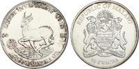 "50 Kwacha 2011 Malawi ""Springbock"" stgl.  40,00 EUR  zzgl. 9,90 EUR Versand"