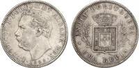 Rupie 1882 Indien - portogiesisch Luiz I. (1861 - 1889) ss-vz  45,00 EUR  zzgl. 9,90 EUR Versand