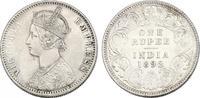 Rupie 1892 C Calcutta Indien - britisch Viktoria (1837 - 1901) vz+/f.st... 55,00 EUR  zzgl. 9,90 EUR Versand