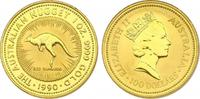 100 Dollar 1990 Australien 'Red Kangaroo' unc. in Hartplastikhülle ... 1350,00 EUR kostenloser Versand