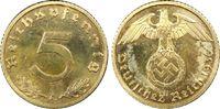 Drittes Reich 5 Rpf 5 Reichspfennig