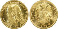Kaiserreich, Preußen 10 RM Kaiser Wilhelm I