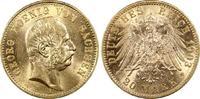 Kaiserreich Sachsen 20 RM König Georg