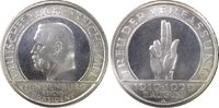 Weimarer Republik 5 RM 10. Jahrestag der Weimarer Reichsverfassung