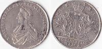Deutschland, 1/3 Taler, Sachsen-Weimar-Eisenach, Herzogtum, Anna Amalia, 1758-1775, Regentin,
