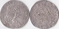 Deutschland, 2/3 Taler, Sayn-Wittgenstein-Hohenstein, Grafschaft, Gustav, 1657-1701,