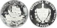 Kuba (Cuba) 10 Pesos Republik seit 1902.