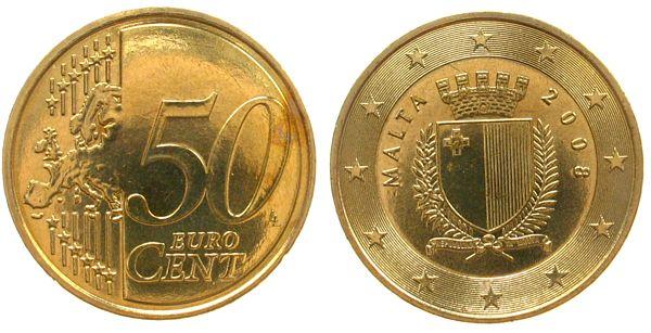 50 Cent Malta