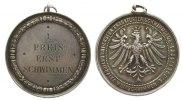 Frankfurt tragbare Medaille -- Internationales Wettschwimmen, Erster Frankfurter Schwimmclub, Frankfurter Ad