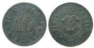 Jetons 10 Pfennig Zink Kehl am Rhein - 10 Pfennig o.J., 19 MM