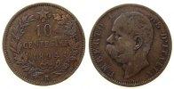 Italien 10 Centesimi Ku Umberto I, R (Rom)