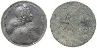Frankreich Klischee Blei Dubois Guill. (1656-1723) - Kardinal, v. D'U Vivier, ca. 33,5 MM etwas gewe