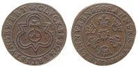 Jetons Rechenpfennig Bronze Krauwinckel Hans (1586-1635), ca. 24 MM