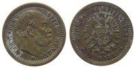 Jetons Spielmarke Bronze L.Chr. Lauers Spiel-Münze zu 2 Mark, ca. 16 MM