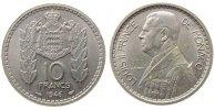 Monaco 10 Francs KN Louis II