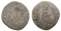 Schweiz Kantone Batzen Ag Sitten, Bistum, Hildebrand Jost (1613-1638), Wallis, DT 1618