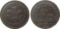 Großbritannien 1 Penny Token Ku Scorrier House, Cornwall, Pumpenhaus / Cornish Penny, ca. 34 MM, kleiner Rand