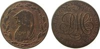 Großbritannien 1/2 Penny Token Ku Druidenkopf, Wales, Angelsey, the Paris Miners, payable in Anglesey or London