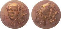 Personen Medaille Bronze Klein Ulrich - auf seinen 60. Geburtstag, Stuttgart, Numismatiker, v. V.