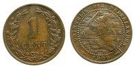 Niederlande 1 Cent Br Wilhelmina I