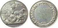 Landwirtschaft Medaille Silber Potsdam -Ehrenpreis landw. Centralverein Reg.-Bez, preussischer Adler übe