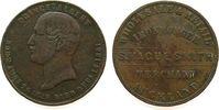 Neuseeland 1 Penny Token Ku Aukland, S.Hague Smith, Atkins: 292