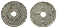 Norwegen 1 Krone KN Haakon VII, Schön 39