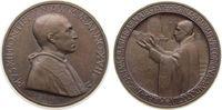 Vatikan Medaille Bronze Pius XII (1939-1958) - auf den Abschluß des Marianischen Jahres, ANNO XVI