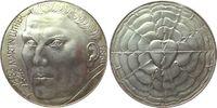 Reformation / Religion Medaille Silber Luther Martin (1483-1546), auf seinen 500. Geburtstag, Büste nach links /