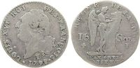 Frankreich 15 Sols Ag Louis XVI, I (Limoges)