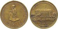 Städte Medaille zu 30 Pfennig Bronze Lahr  - Waisenhaus, Kind auf wackligem Stuhl / Waisenhaus, v. W. Mayer, c