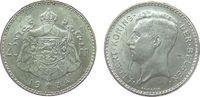 20 Francs 1934 Belgien Ag Albert I (1909-1934), Der Belgen, Schrötlings... 8,50 EUR  + 8,00 EUR frais d'envoi
