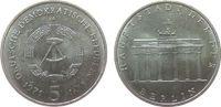 5 Mark 1971 DDR NS Brandenburger Tor vz  2,50 EUR  + 8,00 EUR frais d'envoi