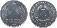 1 Mark 1982 DDR Al A, Berlin, Export stgl  2,50 EUR  + 8,00 EUR frais d'envoi