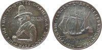 USA 1/2 Dollar Ag Pilgrim