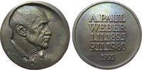 Medaille 1993 Personen Bronze Weber Paul (1893-1980) - auf seinen 100. ... 85,00 EUR  zzgl. 6,00 EUR Versand