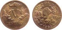 5 Centavos 1963 Kolumbien Br Stempelrisse unz  2,50 EUR  zzgl. 3,95 EUR Versand