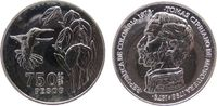 750 Pesos 1978 Kolumbien Ag Kolibri, etwas fleckig unz  47,50 EUR  zzgl. 3,95 EUR Versand