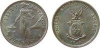 50 Centavos 1944 Philippinen Ag unter amerikanischer Administration, fe... 20,00 EUR  zzgl. 3,95 EUR Versand