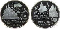 10 Euro 2010 Slowakei Ag Holzkirchen, Karparten pp  20,00 EUR  zzgl. 3,95 EUR Versand