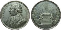 Großbritannien Medaille Zinn Luther Martin (1483-1546) - auf den 300. Todestag, Brustbild nach links / B