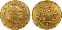 Tonga 1 Paanga KN-Au Commonwealth Member