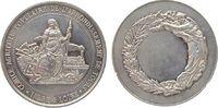 Frankreich Preismedaille Silber Tours - Landwirtschaft, stehende Frau mit Schild und Speer - landwirtscha
