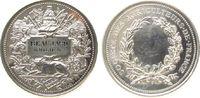 Frankreich Preismedaille Silber Landwirtschaftministerium, landwirtschaftliche Erzeunisse und Gerätschaft