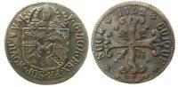 Schweiz Kantone 1/2 Batzen Billon Neuenburg - Neuchâtel, Friedrich Wilhelm II (1786-97), Brandenburg - Preu