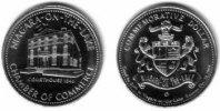 Kanada 1 $ Ni Ontario,Niagara on the Lake, Gerichtsgebäude 1846, Wappen /33 MM