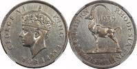 Münzen Lovely Südlichen Rhodesien 3 Pence 1952