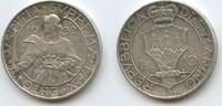San Marino 10 Lire M#3627 RAR Auflage nur 25.000 Stück!