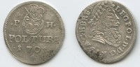 1 Poltura 1701 P-H RDR Österreich Ungarn M#3524 - Leopold I. 1657-1705 ... 30,00 EUR  zzgl. 4,00 EUR Versand